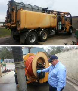 Citrus County Road Maintenance Updates Their Vacall Fleet