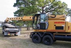 GS Equipment Gradall Case Study 96c