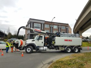 Vacall Recycler technology saves millions of gallons of water during sewer cleaning